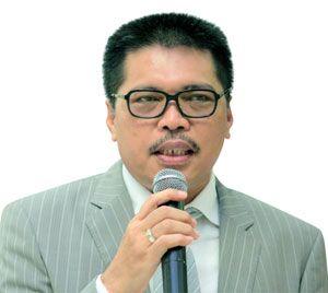 Johannes Kennedy Aritonang, Ketua Kadin Kepri