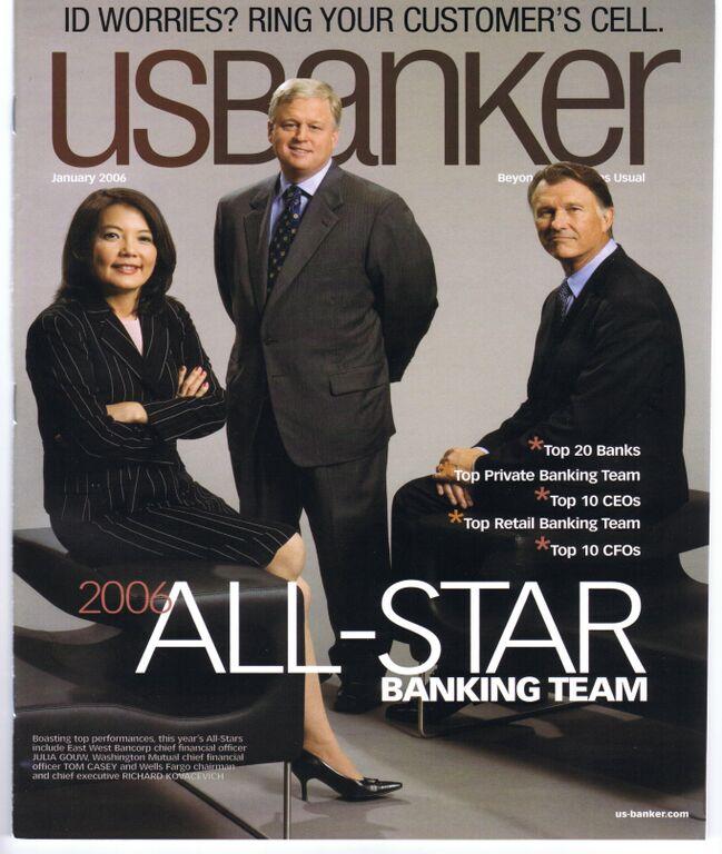 US Banker 2006