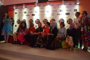 konferensi pers Dekranasda