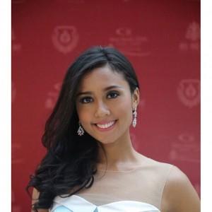 Maria Harfanti Miss Indonesia 2015