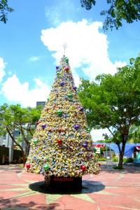 Pohon Natal st Laurensius