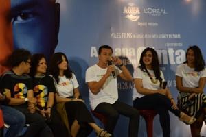 konferensi pers AADC 2