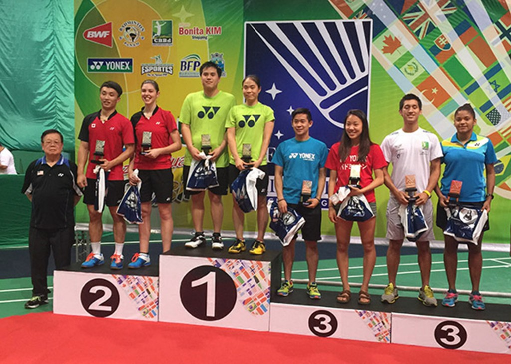 Meraih medali Emas di 3rd Mercosul International (Dok. Team USA)