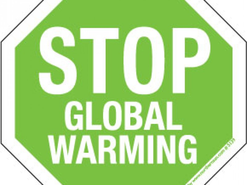 global warming should be stopped Even if we stopped all carbon dioxide emissions tomorrow, we'd still see some effects, haq says that, of course, is the bad news but there's also good news.